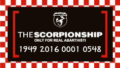 Scorpionship - Only for real abarthisti